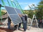 Paneles Solares/Solar Panels, Son Zapote